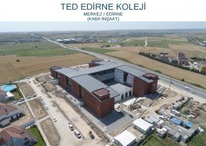TED EDİRNE